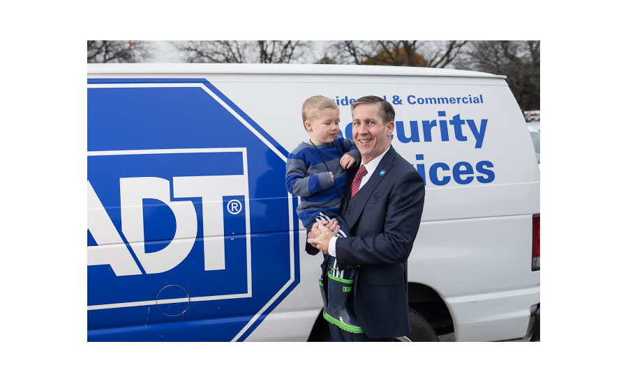 ADT - Tim Whall - 2017 Dealer of the Year SDM