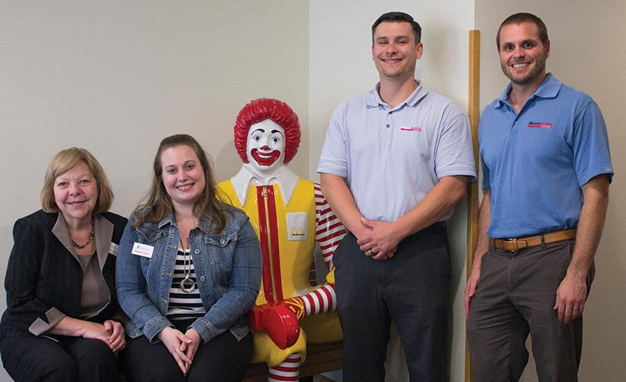 The Ronald McDonald House of Western Michigan recently underwent a $1.2 million renovation that included upgraded access control in the cloud