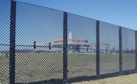 Non-Conductive Fence System Is Radar-Friendly