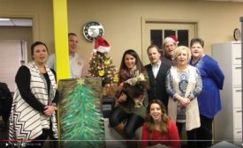 Bates Security Sends Out Virtual Christmas Card