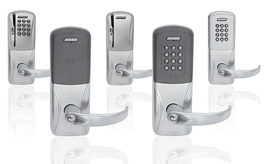 AMAG Technology's Symmetry Access Control Integrates With Allegion Schlage