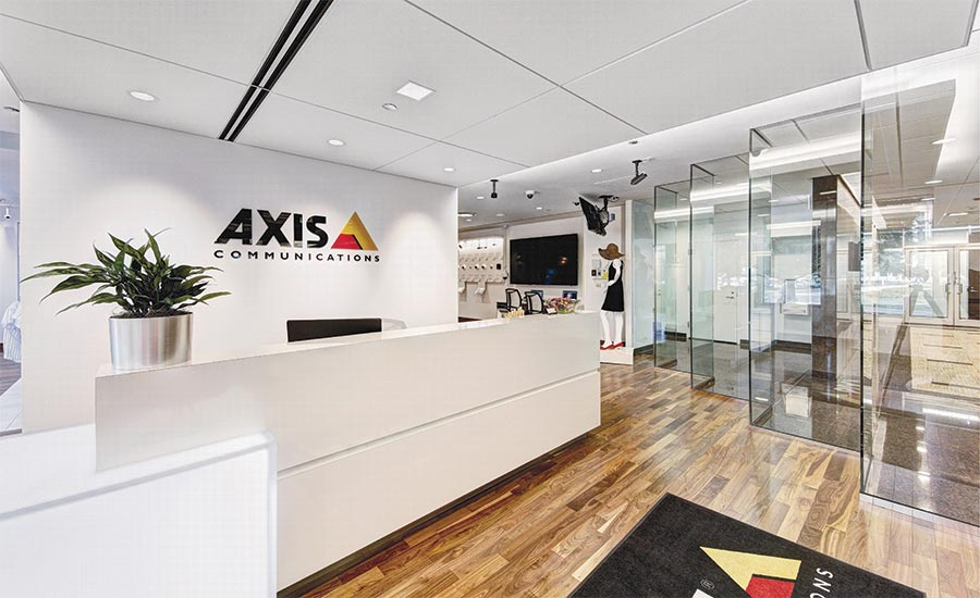 Axis Experience Centers Provide Video Surveillance Demos