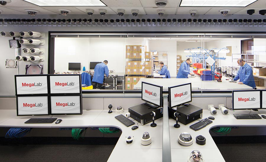 Arecont Vision Expands Its MegaLab