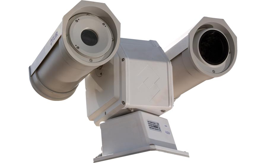 Multiple New Thermal and Visible Security Cameras