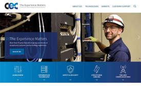 CEC Launches New Website Design