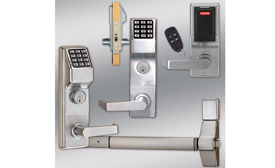 Lock Series Expanded To Include Mortise, Lockdown & Exit Trim Models