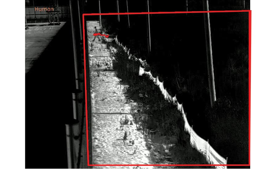 the many capabilities and benefits thermal cameras offer, their  sweet spot for application remains detection, especially in outdoor situations