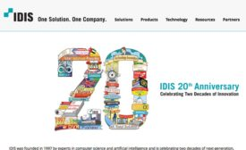 IDIS Celebrates 20th Year In Security Industry