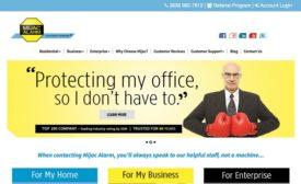 Mijac Alarm Website Gets A New Look
