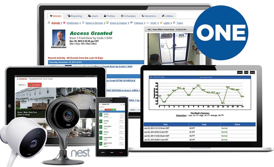 New Integrations From Connected Technologies: With Nest, Honeywell & Bosch