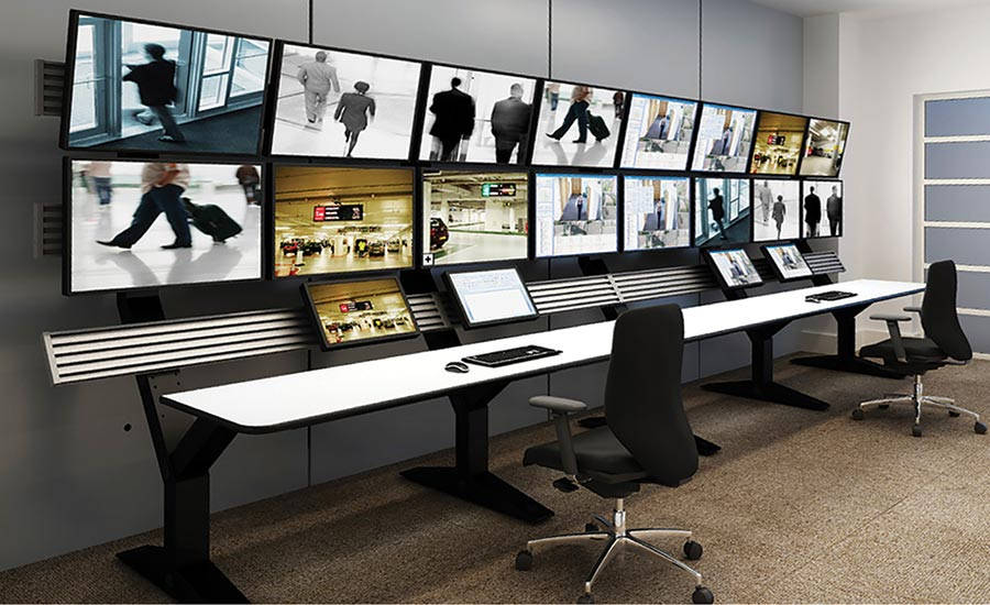 Digital Tools Help Control Room Designers Build Optimal Functionality In 3d Format
