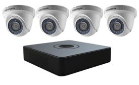 Video Surveillance Kits Designed For SMB Applications