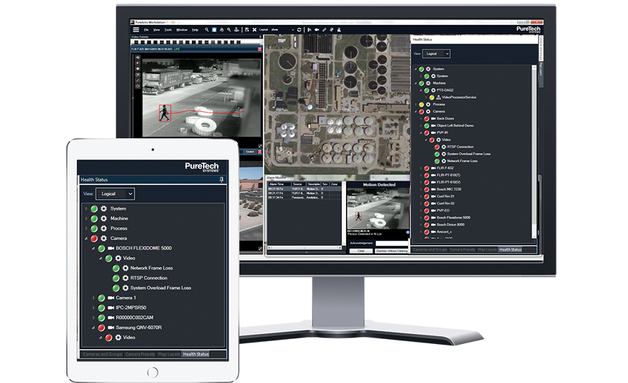 PureTech Software Expands Video Analytics
