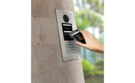 Multi-Tenant Video Intercom - Aiphone - GT Series Uploading via NFC