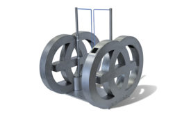 Delta Turnstiles Designer Infinity Model
