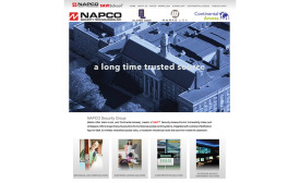 NAPCO Security Releases All-New SAVI School & Campus Website