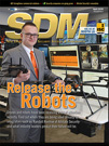 Cover - SDM Magazine - April, 2018