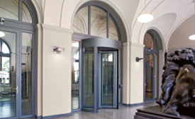 Security Revolving Door - SDM Magazine