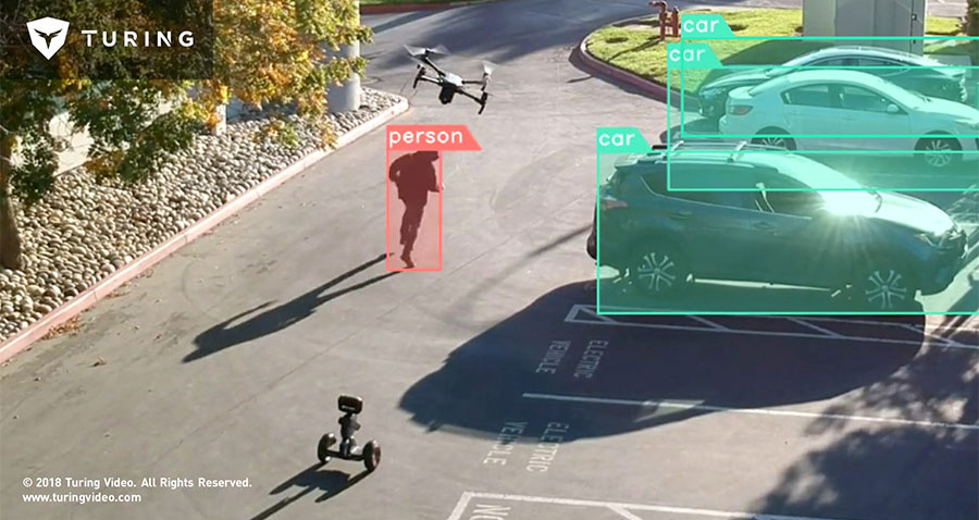 Is It Time for Security Drones & Robots - Turing-Video - SDM Magazine