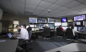 Eyeforce Control Room