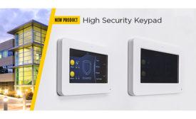 DMP keypad
