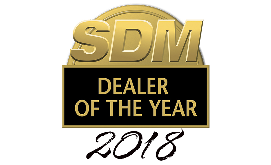 Dealer of the Year(2018)
