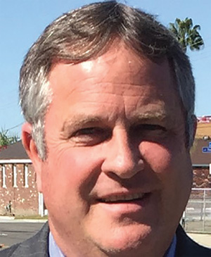 Bill Smoyer, national sales manager, Access Hardware Supply, San Leandro, Calif. - SDM Magazine