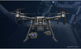 Dronefly infographic - SDM Magazine