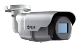 FLIR Systems Inc. introduced the FB-Series ID, the latest fixed bullet thermal security camera in the FB-Series family - SDM Magazine