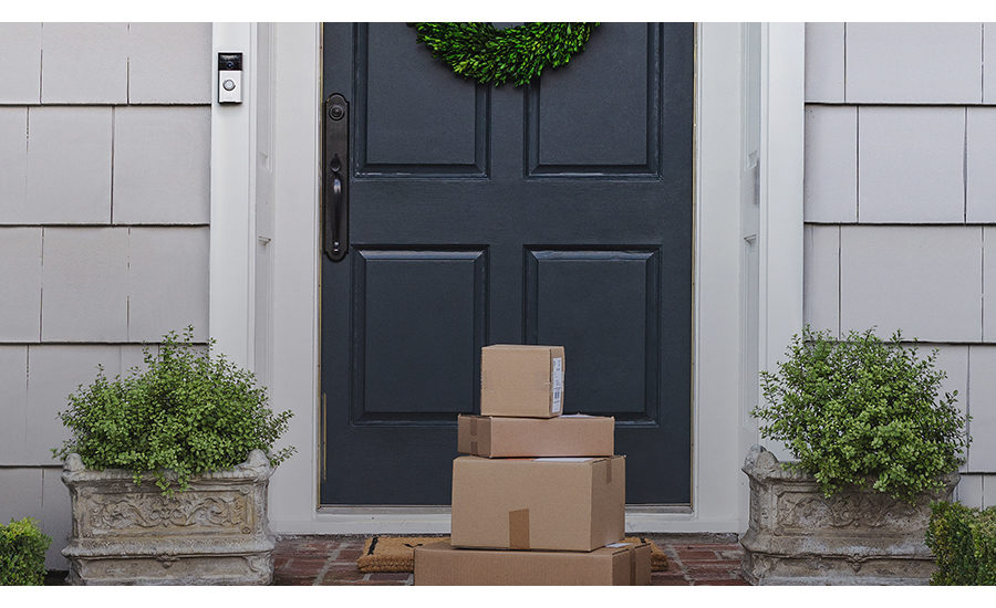 Porch Pirates Amp The Art Of Selling Front Door Video