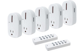 SECO-LARM Wireless Outlet Controllers - LS-313A-14Q, LS-525A-14Q - SDM Magazine