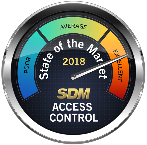 State of the Market: Access Control 2018 - SDM Magazine
