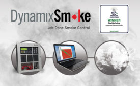 Smoke Solution Assists Controllers DynamixSmoke SDM