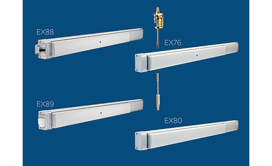 ASSA ABLOY EX Series Exit Devices