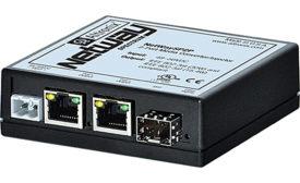 Altronix' NetWaySP2P two-port media converter/injector - SDM Magazine
