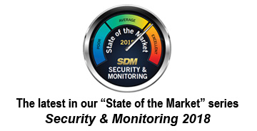 State of the Market: Security & Monitoring 2018 - SDM Magazine