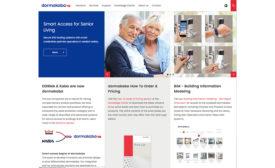 dormakaba launches new website - SDM