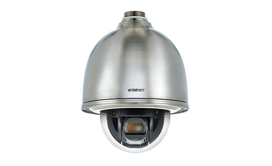 Hanwha Stainless Steel Cameras