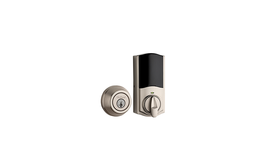 Signature Series Deadbolt (Control4 version)