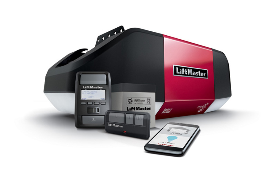 corner lighting bright liftmaster garage door opener has cornertocorner lighting 2018