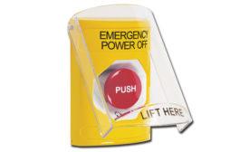 STI EPO Push Button