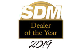 Dealer of the Year(2019)