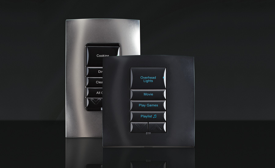 Control4 Keypads Bring Customization To Smart Devices