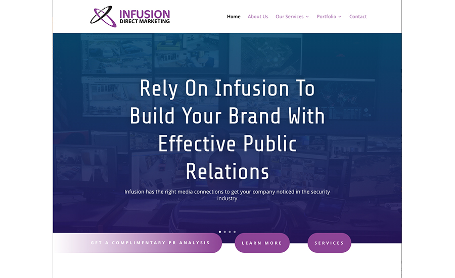 Infusion direct