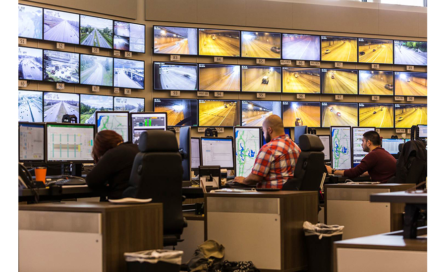 Video Walls and Their Importance in Monitoring Centers
