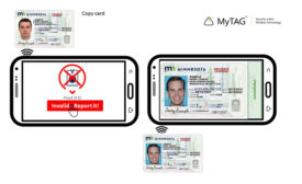 MyTAG Secure Proof of ID