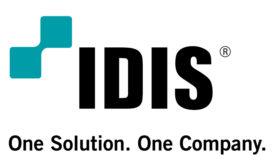 IDIS logo w slogan