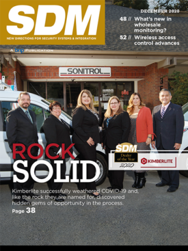 SDM December 2020 Cover