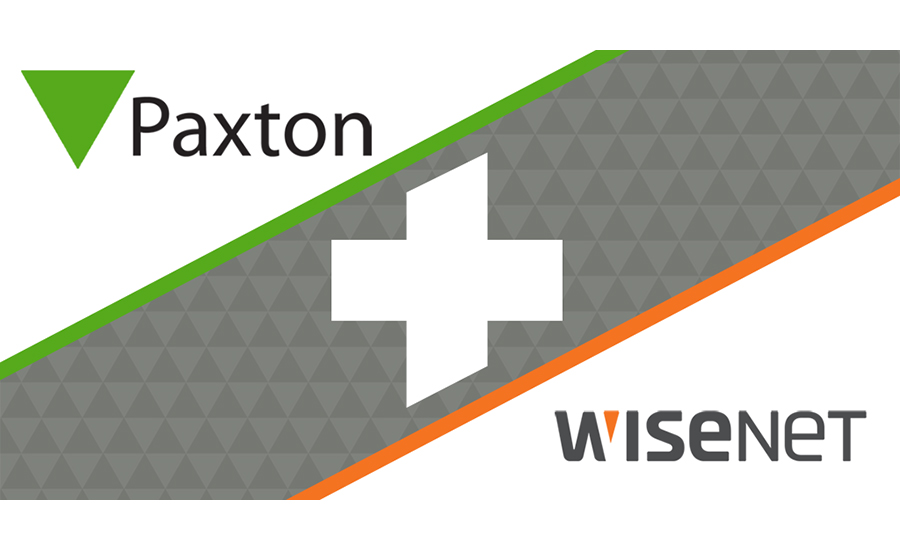 Paxton Wisenet Integration Image
