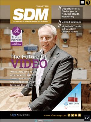 SDM February 2021 Cover